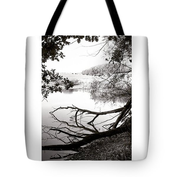 #landscape #lake  #mothernature Tote Bag