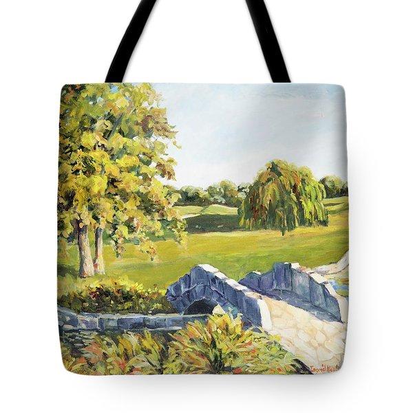 Landscape No. 12 Tote Bag