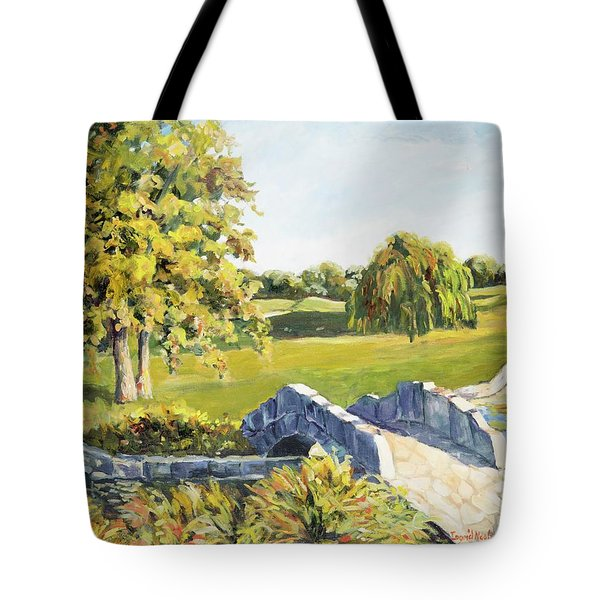 Landscape No. 12 Tote Bag