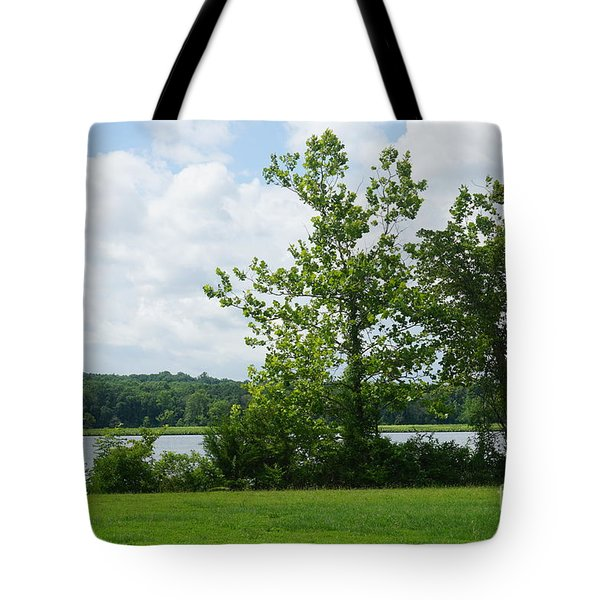 Landscape Photo II Tote Bag