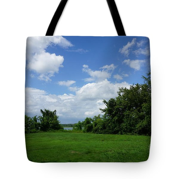 Landscape Photo Tote Bag