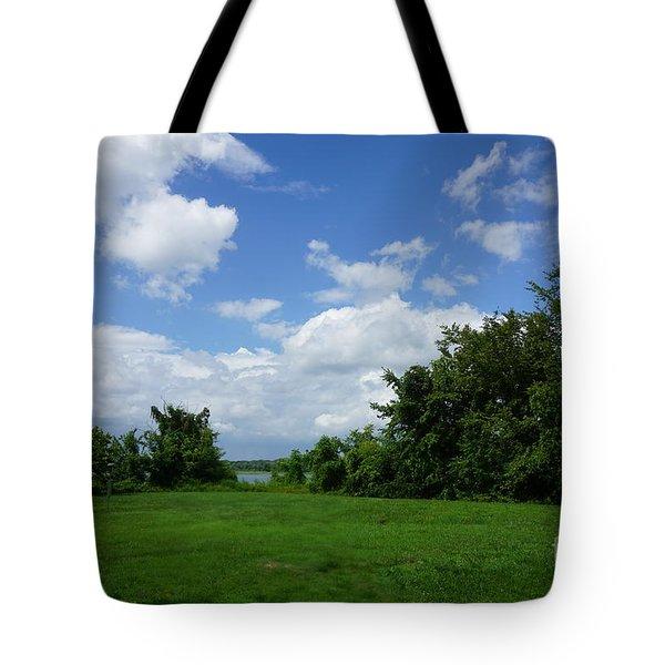 Landscape Photo Tote Bag