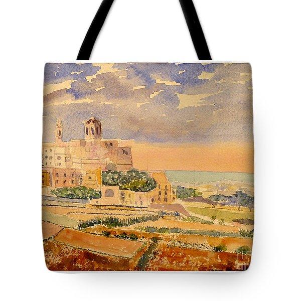 landscape Rabat Tote Bag