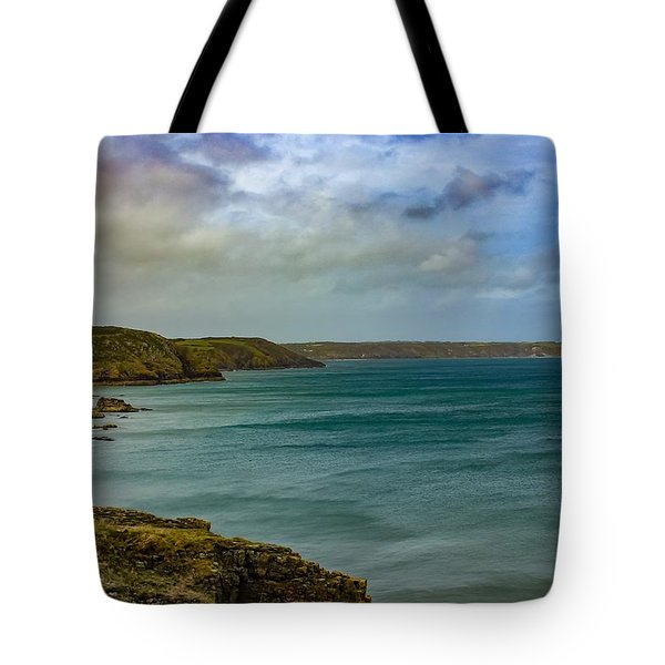 Landscape View  Tote Bag