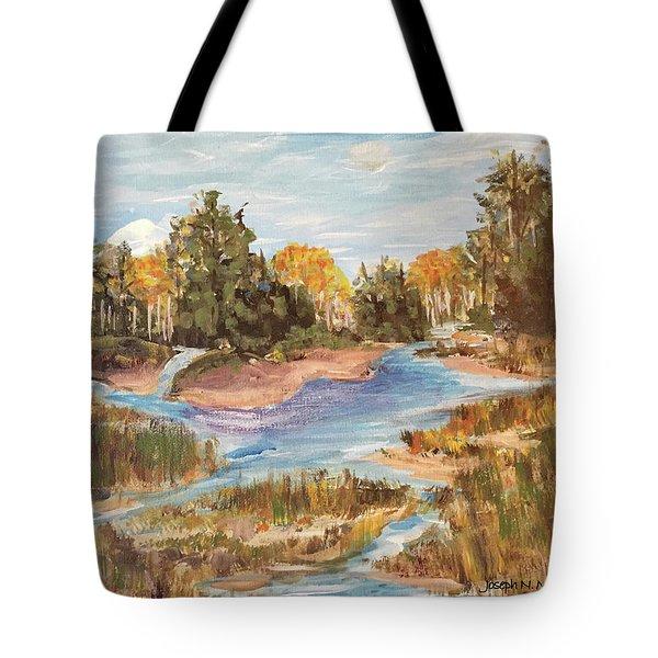 Landscape_1 Tote Bag
