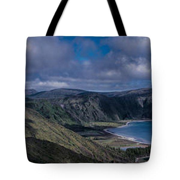 Landscapespanoramas007 Tote Bag