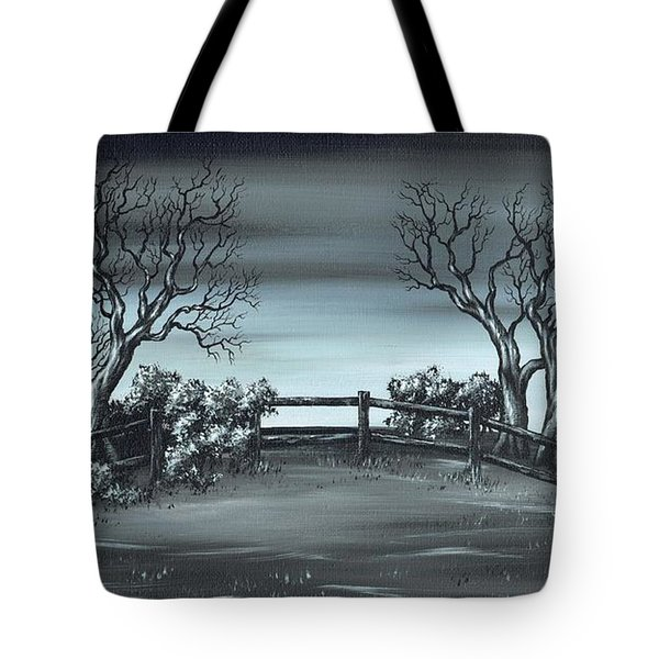 Landsend Tote Bag by Kenneth Clarke