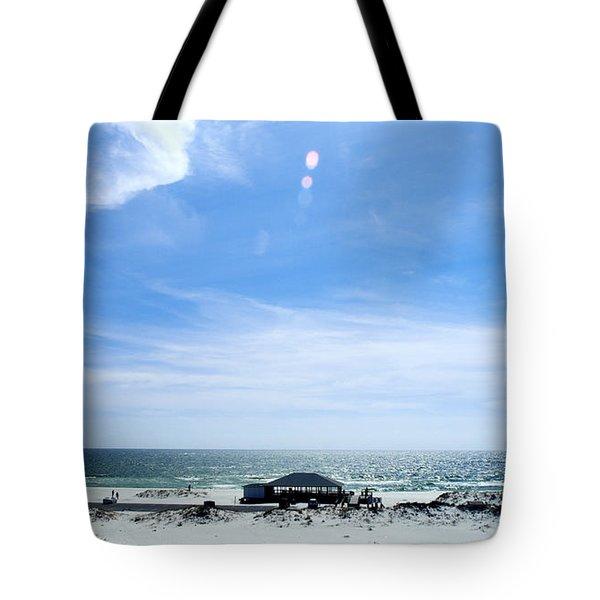 Langdon Beach Tote Bag