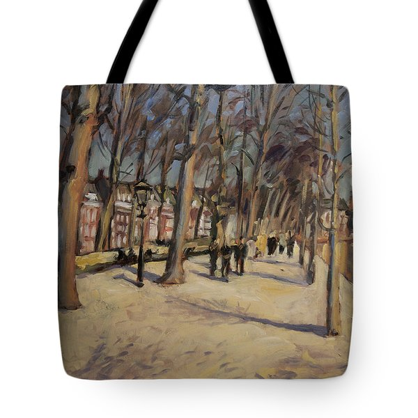 Lange Vijverberg The Hague Tote Bag