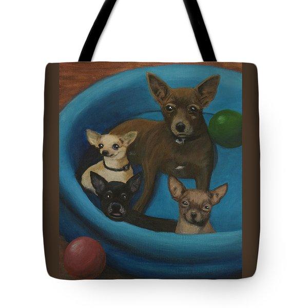 Lanice's Dogs Tote Bag