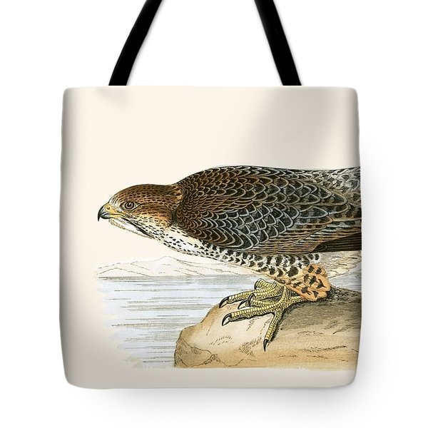 Lanner Falcon Tote Bag by English School