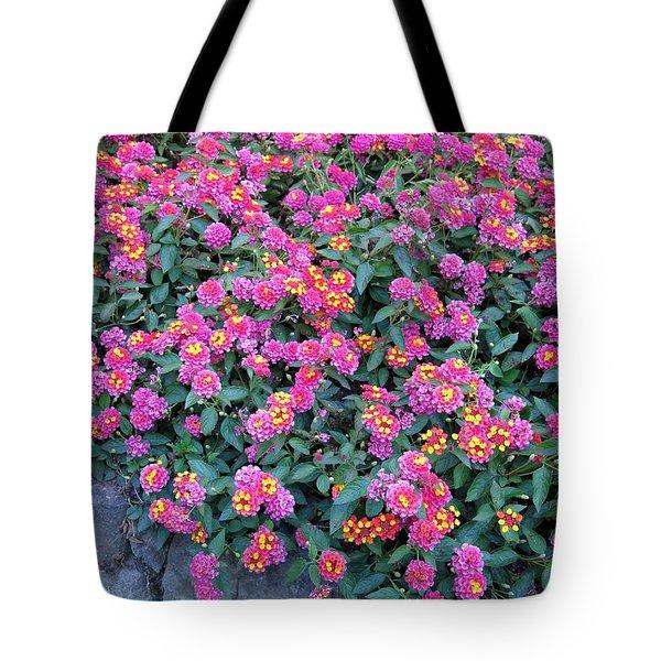 Lantana Tote Bag