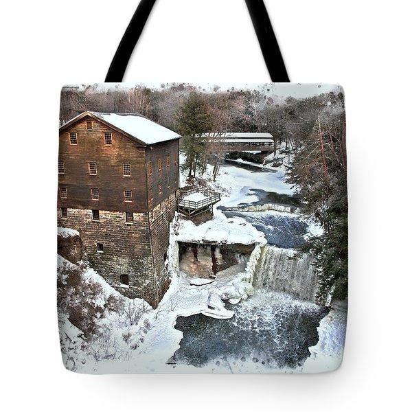 Lanterman's Mill  Tote Bag
