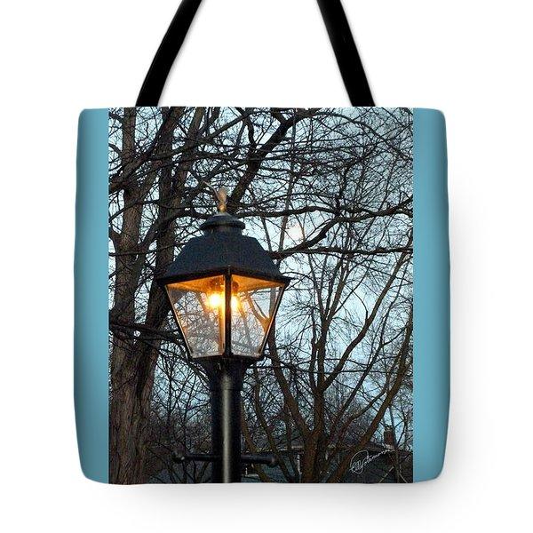 Lantern Tote Bag