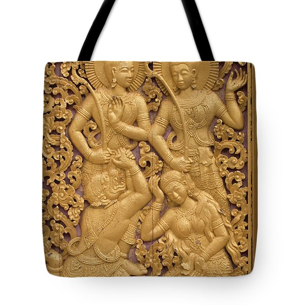 Laos_d59 Tote Bag by Craig Lovell