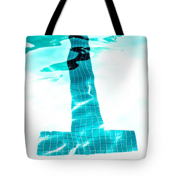 Lap Lane - Swim Tote Bag