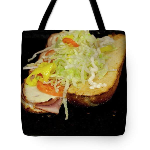 Large Sub Tote Bag