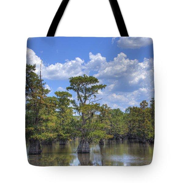 Largemouth Country Tote Bag