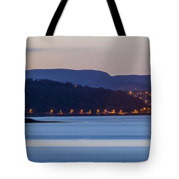 Larne From Magheramorne Tote Bag