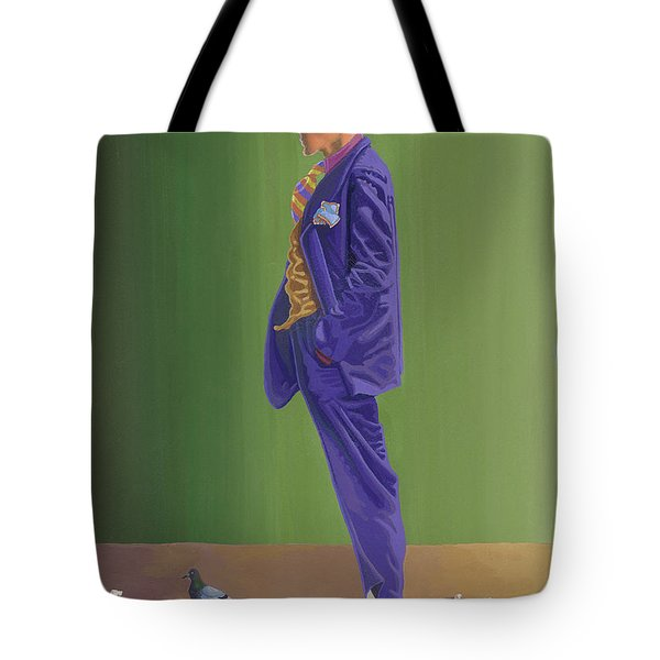 Larry Lightshoes Tote Bag