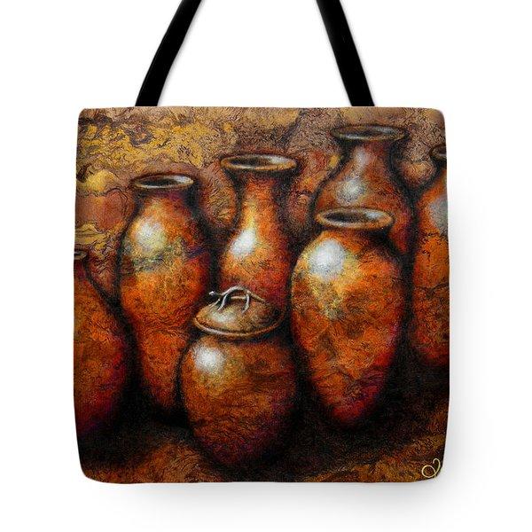 Las Copuchas Tote Bag