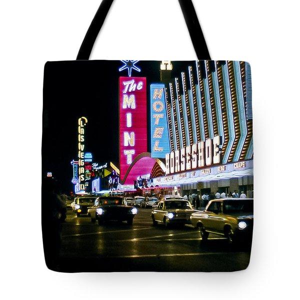 Las Vegas 1964  II Tote Bag