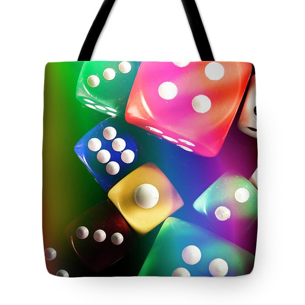 Las Vegas Art Tote Bag