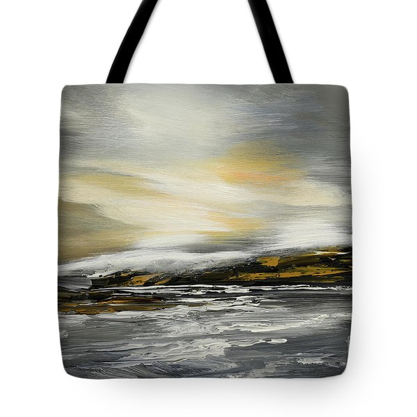 Lashed To Windward Tote Bag