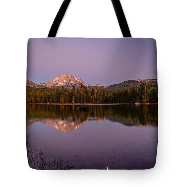 Lassen Peak Tote Bag
