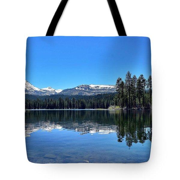 Lassen Volcanic National Park Tote Bag