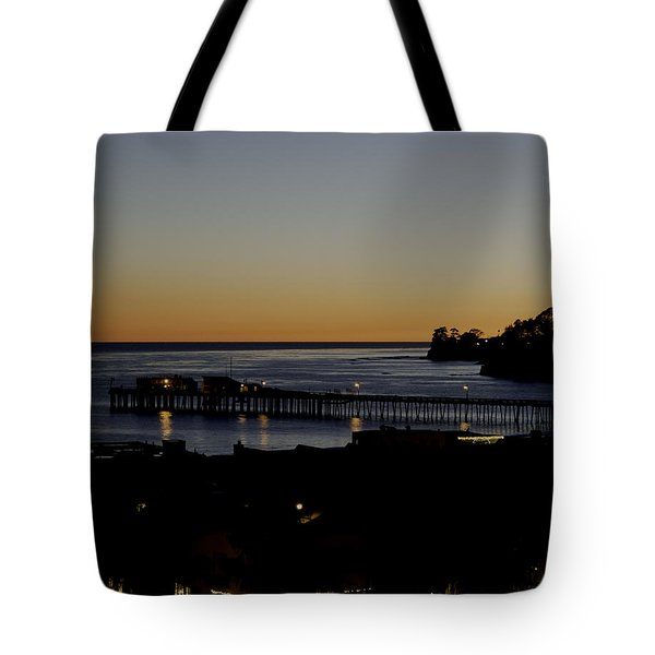 Last 2015 Sunset Tote Bag