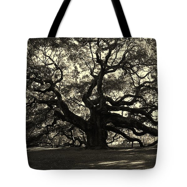 Last Angel Oak 72 Tote Bag