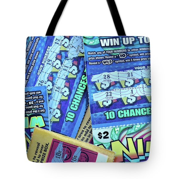 Last Chance Tote Bag