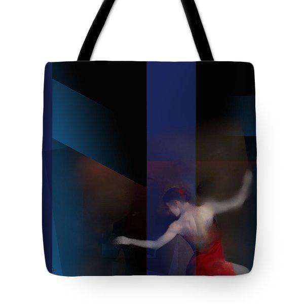 Last Flamenco Tote Bag