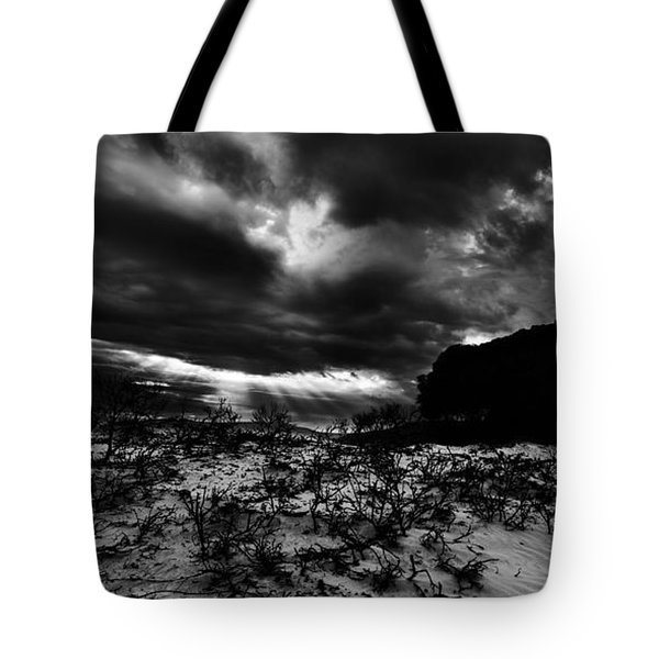 Tote Bag featuring the photograph Last by Julian Cook