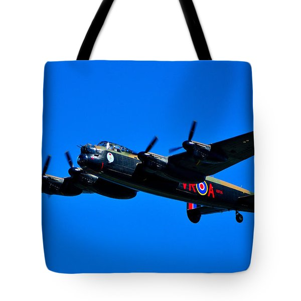 Last Lancaster Tote Bag