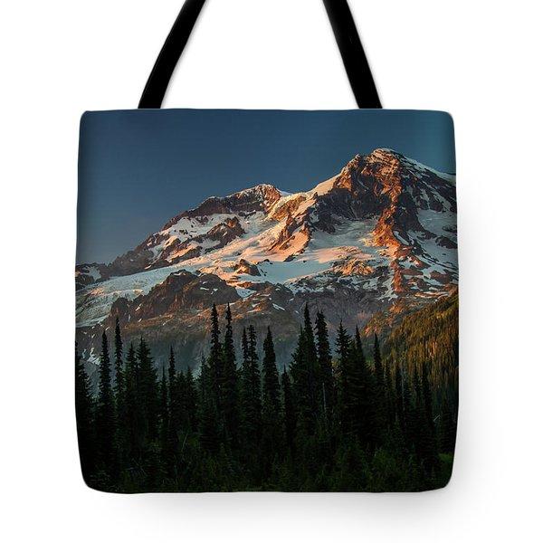 Last Light-2 Tote Bag
