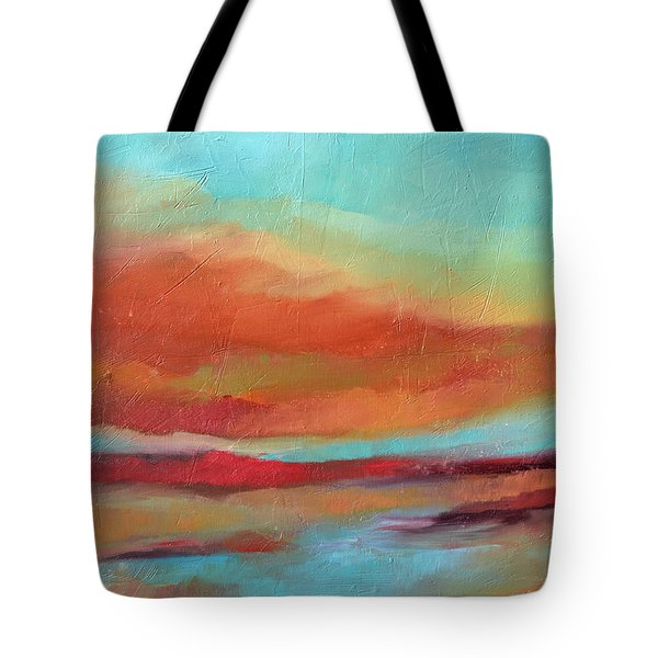 Last Light Tote Bag by Filomena Booth