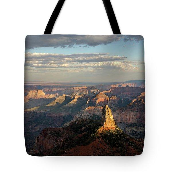Last Light Mt Hayden Tote Bag