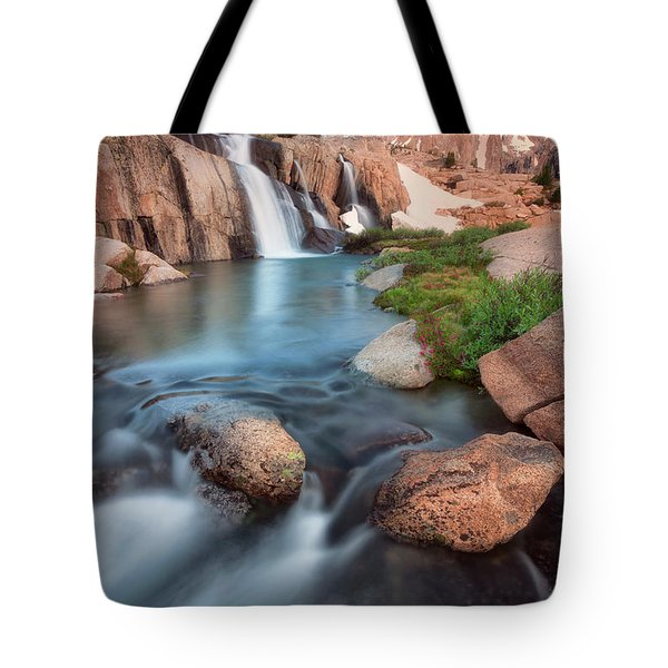 Last Light Tote Bag by Nicki Frates