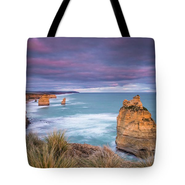 Last Light Of Day Tote Bag