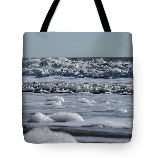 Last Look Of The Season Tote Bag