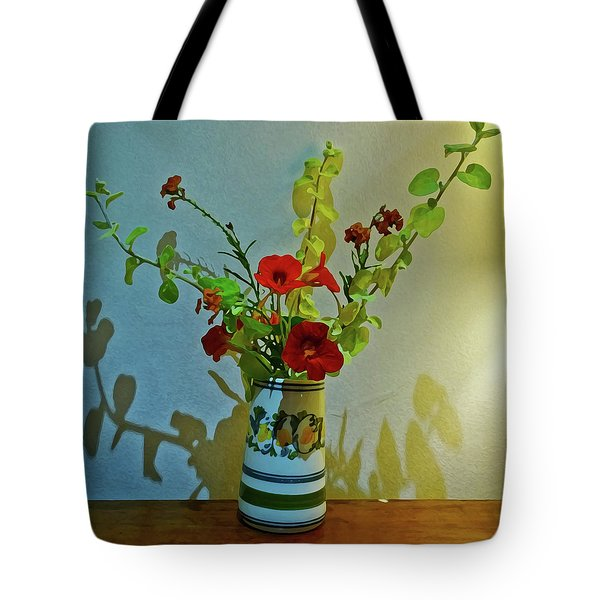 Last Of Summer Tote Bag by Anne Kotan