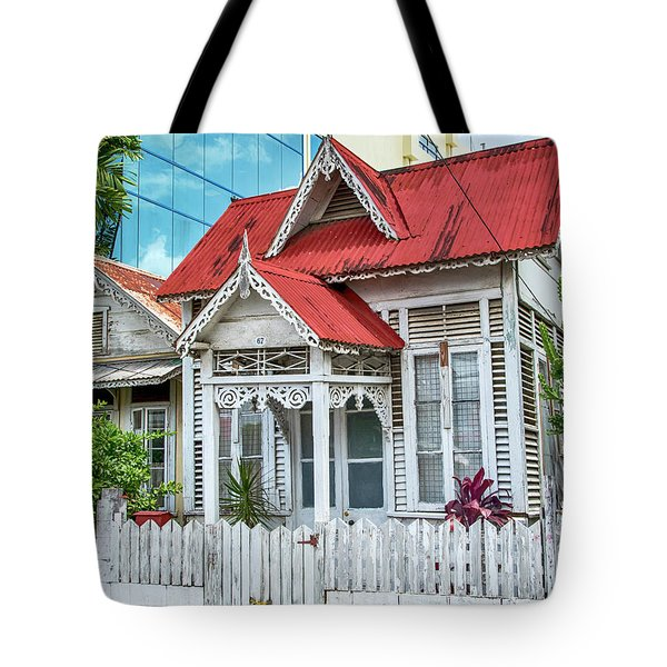 Tote Bag featuring the photograph Last One Standing by Rachel Lee Young