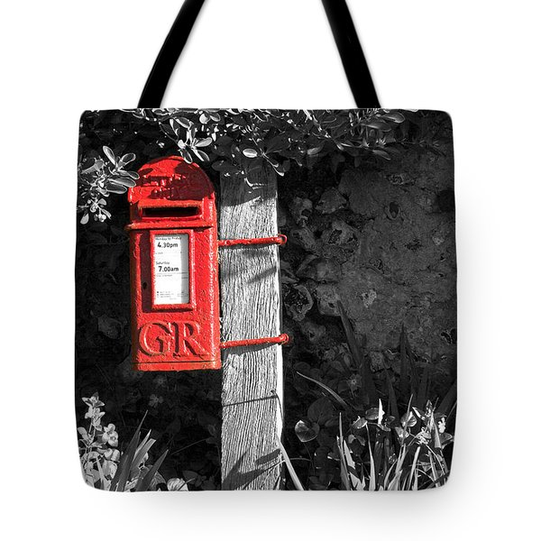 Last Post 4.30 Tote Bag