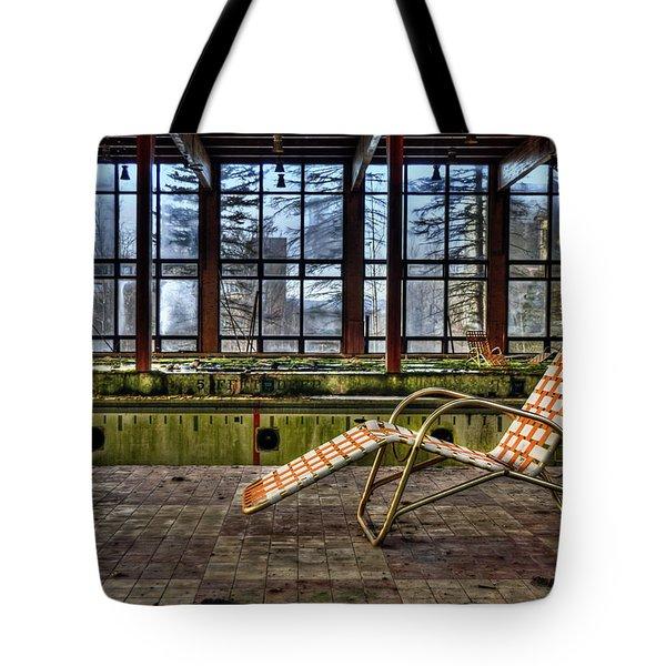 Last Resort Tote Bag
