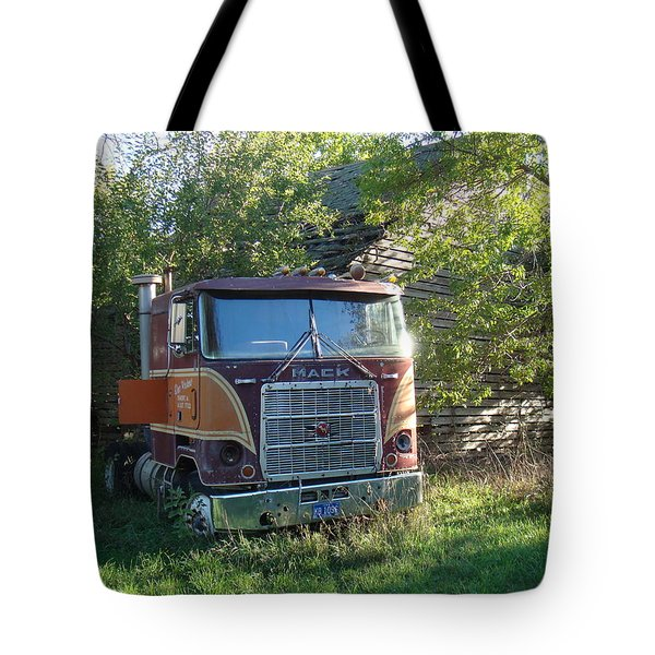Last Ride Tote Bag by Bonfire Photography