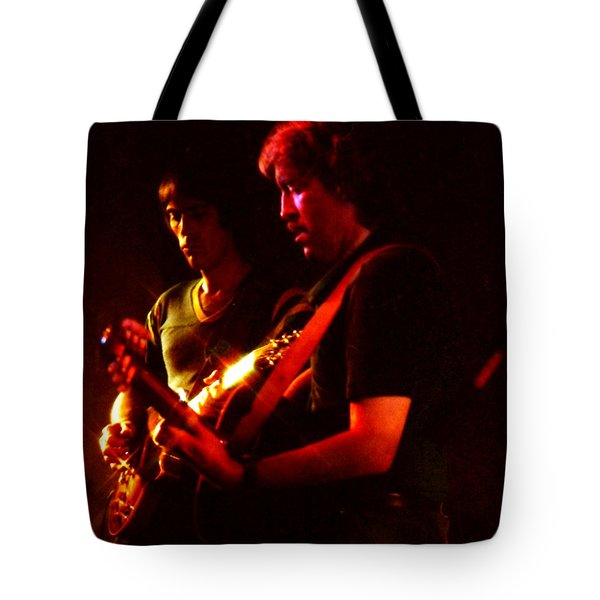 Tote Bag featuring the photograph Last Ride by Jesse Ciazza