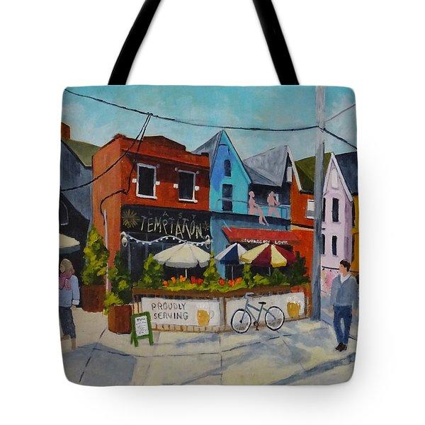Last Temptation Tote Bag