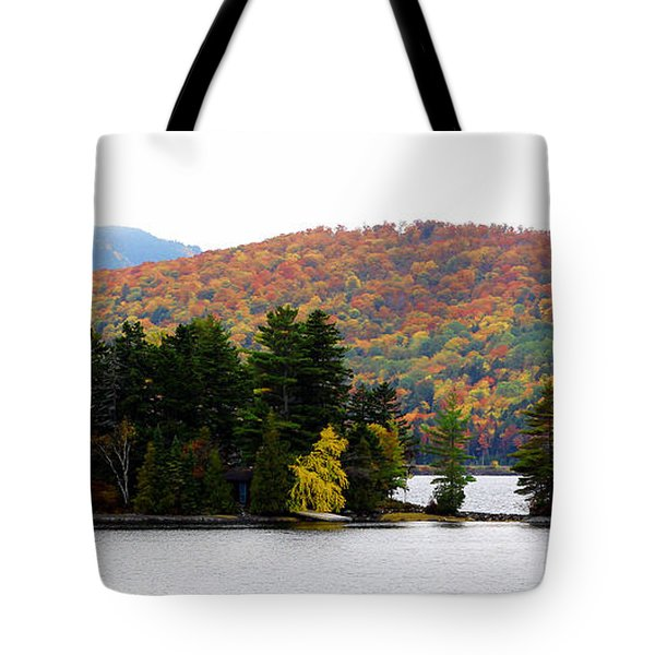 Last Trip Up The Lake Tote Bag